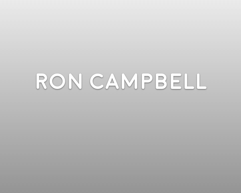 Ron Campbell EVENING    January 27, 2019