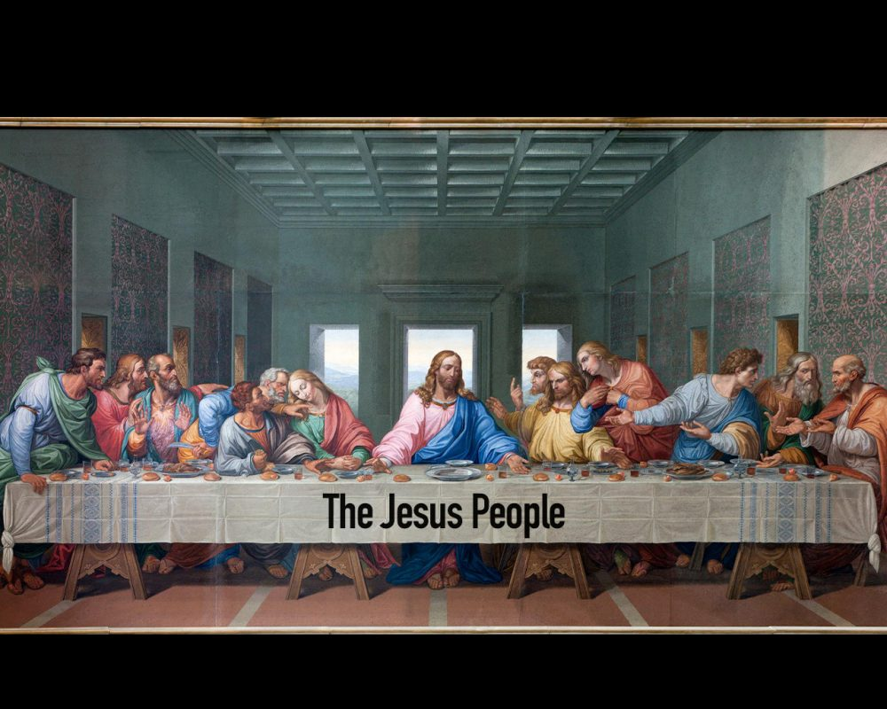 Jesus People Are Hungry